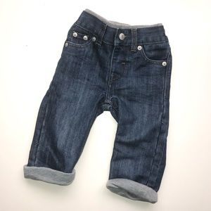 Levi's 514 Straight Jeans 12 Months